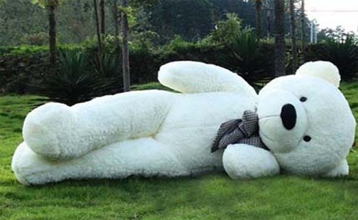 плюшевые большие медведи фото