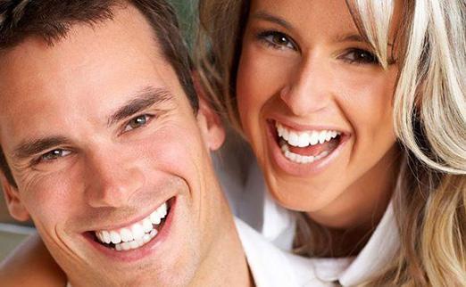 косметическое отбеливание зубов москва