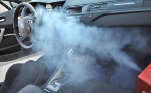 Запах для авто своими руками